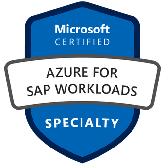 AZ-120-sap on azure certification Planning and Administering Microsoft Azure for SAP Workloads