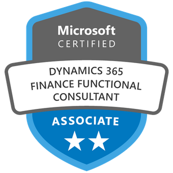 """How to get """"Microsoft Dynamics 365: Finance and Operations Apps Solution Architect"""" Title?"""